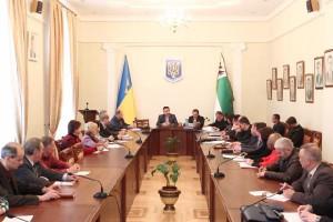 Тристороння соціально-економічна рада при Чернігівській ОДА