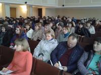 Більше 200 осіб відвідало семінар в м. Бахмач