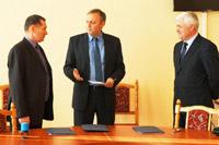 На Чернігівщині укладено Тристоронню Угоду про співпрацю