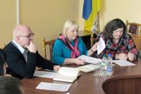 Чернігівські профспілки обговорюють та шукають рішення спірних питань взаємодії з державними органами влади