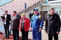 Профспілка освіти продемонструвала силу духу на спортивних майданчиках Спартакіади