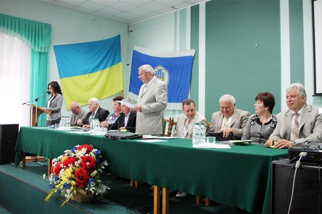 Вибори в Чернігівській обласній організації Профспілки працівників лісового господарства