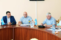 Профспілки провели важку, але конструктивну зустріч з головами Чернігівської ОДА та обласного об'єднання організацій роботодавців