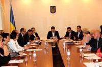 Голова Федерації профорганізацій області взяв участь у зустрічі з народними депутатами
