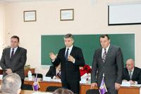Керівники Чернігівщини першими в Україні підписали тристоронній меморандум про співпрацю з Профспілкою працівників державних установ