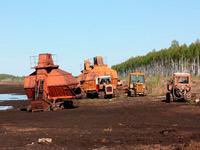 Колективи торфовидобувних заводів області продовжують відстоювати свої права