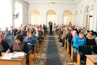 Лідера профспілок Чернігівщини обрали головою громадської ради при облдержадміністрації