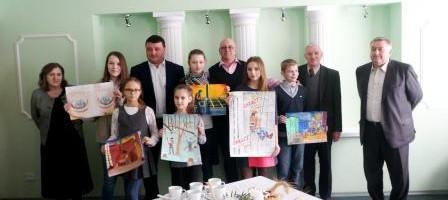 Відбулося нагородження переможців регіонального туру конкурсу «Охорона праці очима дітей»