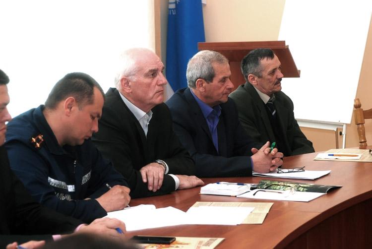 Охорона праці – на контролі профспілок Чернігівщини