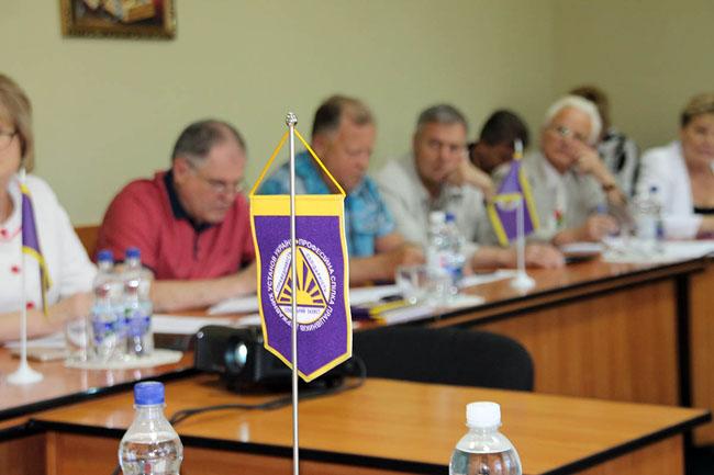 Ігор Москаленко взяв участь у засіданні президії Центрального комітету Профспілки держустанов