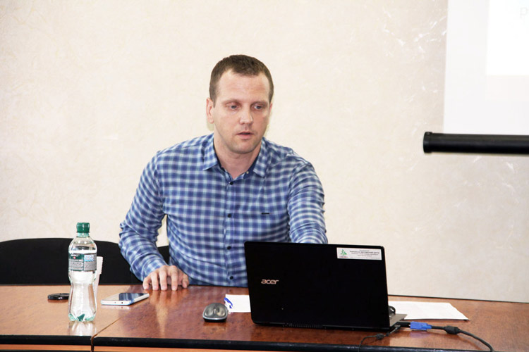 Чернігівська профспілкова «молодіжка» розширює контакти з громадськими організаціями