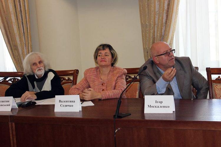 В Чернігові обговорюється майбутнє об'єктів культурного надбання