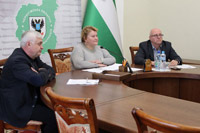 Засідання тристоронньої соціально-економічної ради на Чернігівщині