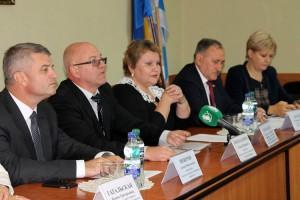 Профспілки Чернігівської та Гомельської областей відкривають нову сторінку транскордонної співпраці
