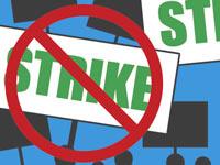 Заборона проведення акцій у зв'язку з оголошенням воєнного стану!