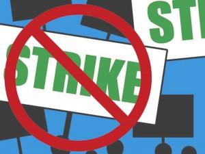 Заборона проведення акцій протесту у зв'язку з оголошенням воєнного стану!