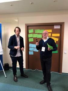 Профспілкове навчання в рамках міжнародного проекту